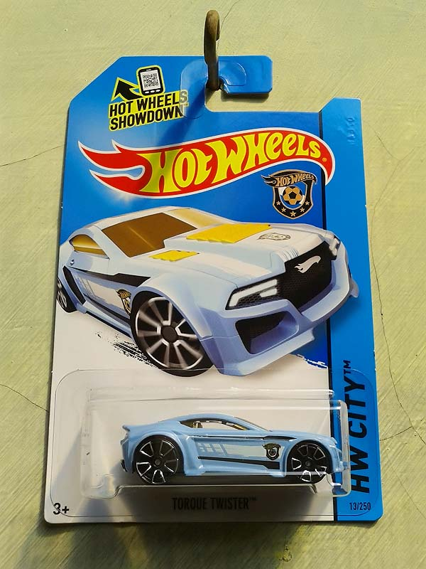 Hot Wheels Hw Goal Hyundai Genesis Coupe Torque Twister