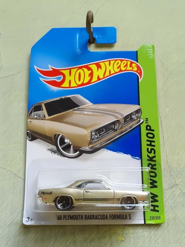Hot Wheels – '69 CAMARO, '69 MERCURY Cougar Eliminator ...